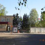 Фото здания воинской части