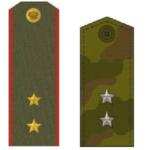 Погоны прапорщика