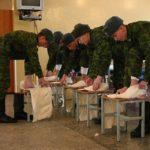 Фото солдат в казарме