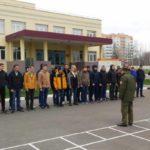 Фотография призывников